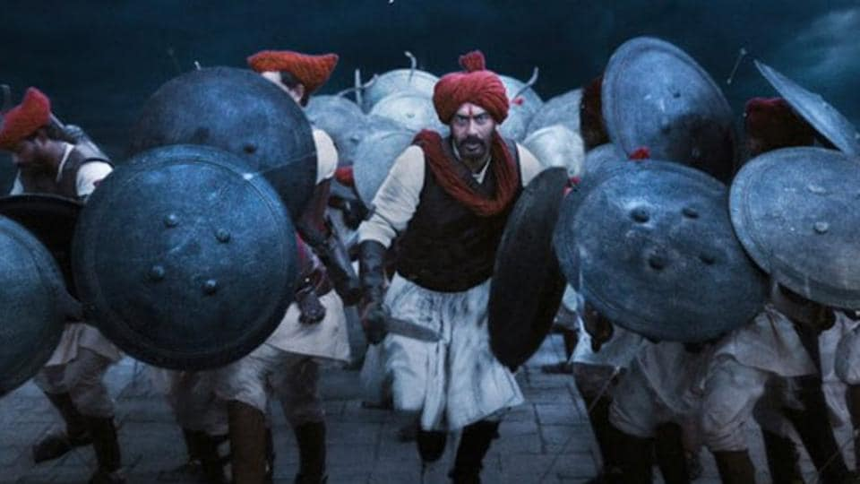 Tanhaji box office: The Ajay Devgn film crossed the Rs 150 crore mark on Sunday.