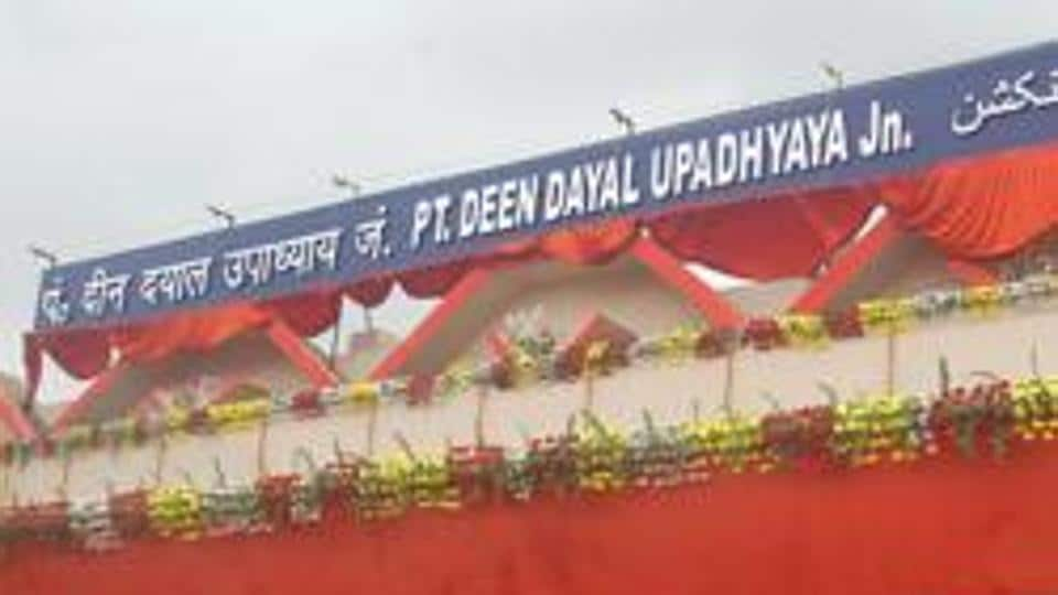 Centre in a notification issued Sunday changed the name of the railway division as well from Mughalsarai to Pandit Deen Dayal Upadhyaya Railway Division