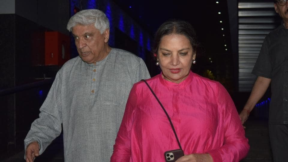 Actor Shabana Azmi was seriously injured after a car accident on Saturday.