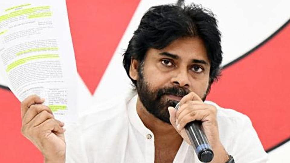Actor-turned-politician and Jana Sena president Pawan Kalyan who has been sporting a long beard since he entered electoral politics, has retained his beard on the first day of shooting.