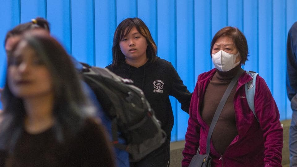 China reported on Monday a third death from a mysterious SARS-like virus