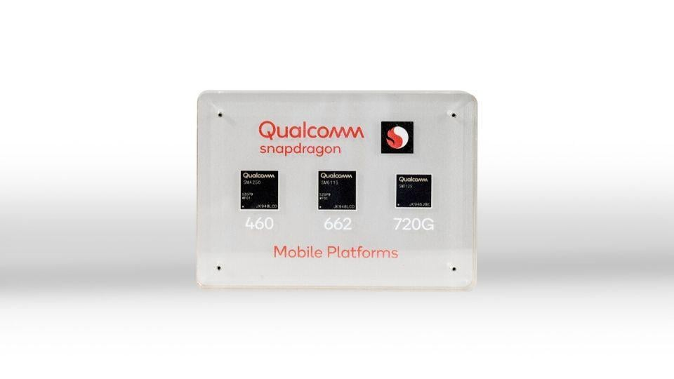 Qualcomm Snapdragon chipsets launched.