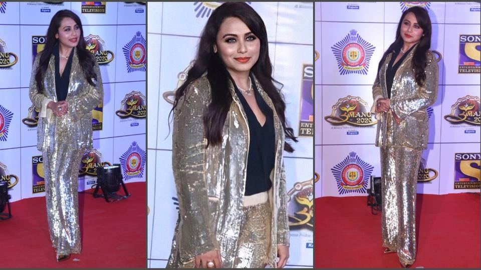 Image result for rani in umang outfit""