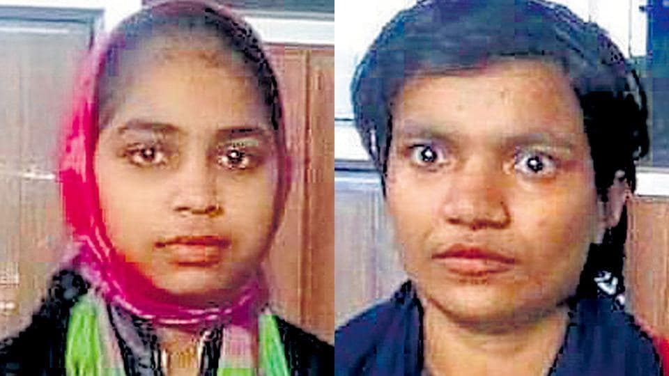 Simran of Hasangarh village in Rohtak and Kajal of Indachoi village in Fatehabad.