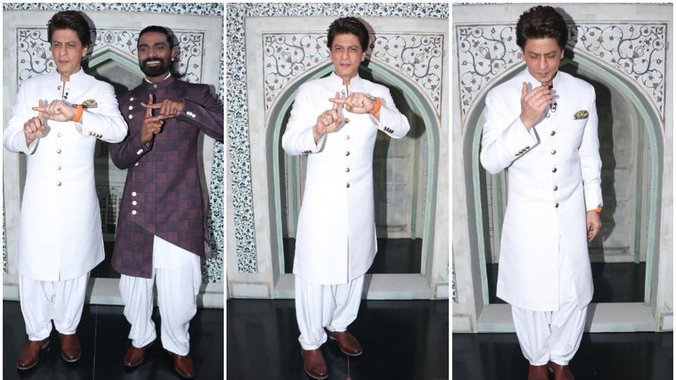 Shah Rukh Khan recalls his visit to Taj Mahal with first salary: 'I could only afford a lassi, a bee...