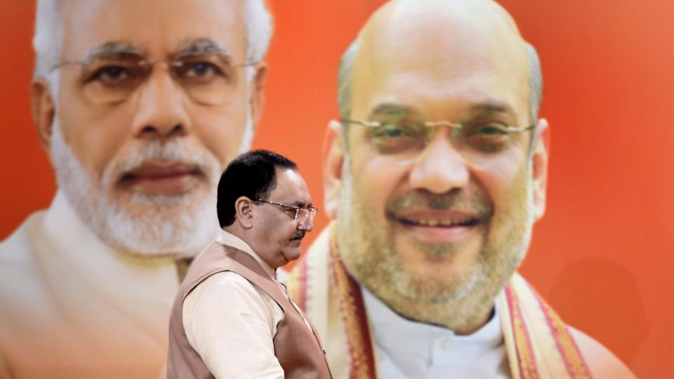 Nadda's role will be closely watched when the BJP is trying hard to fend off accusations of fostering polarisation.