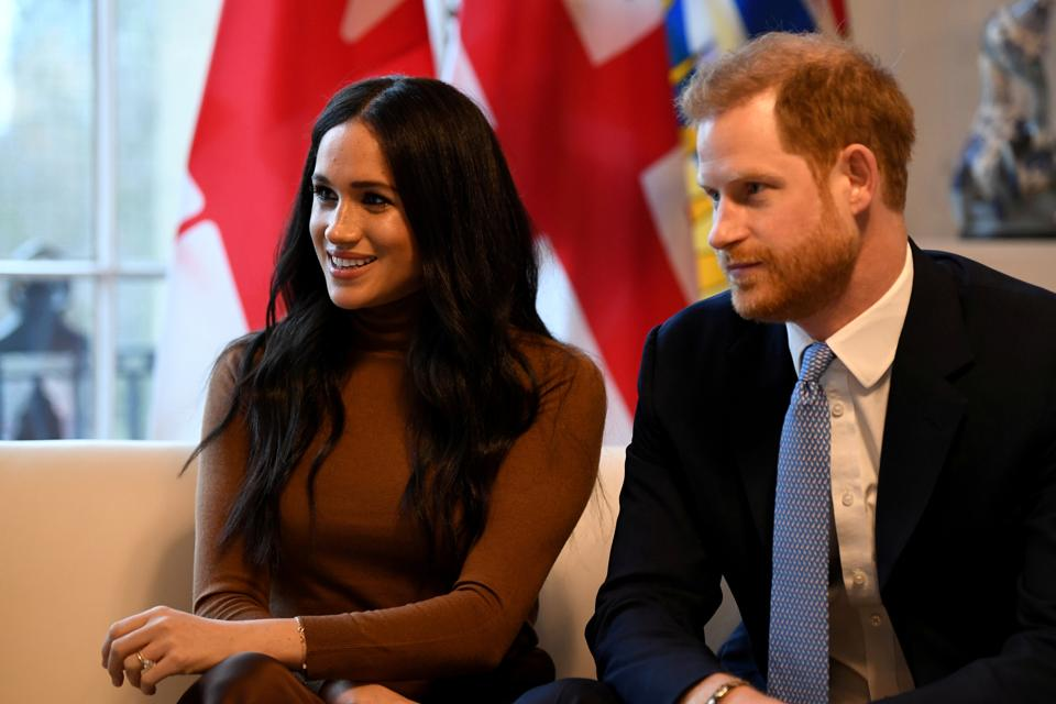 About two weeks ago, Prince Harry and his wife Meghan Markle abruptly announced plans to step back from their royal duties and spend part of each year in North America.