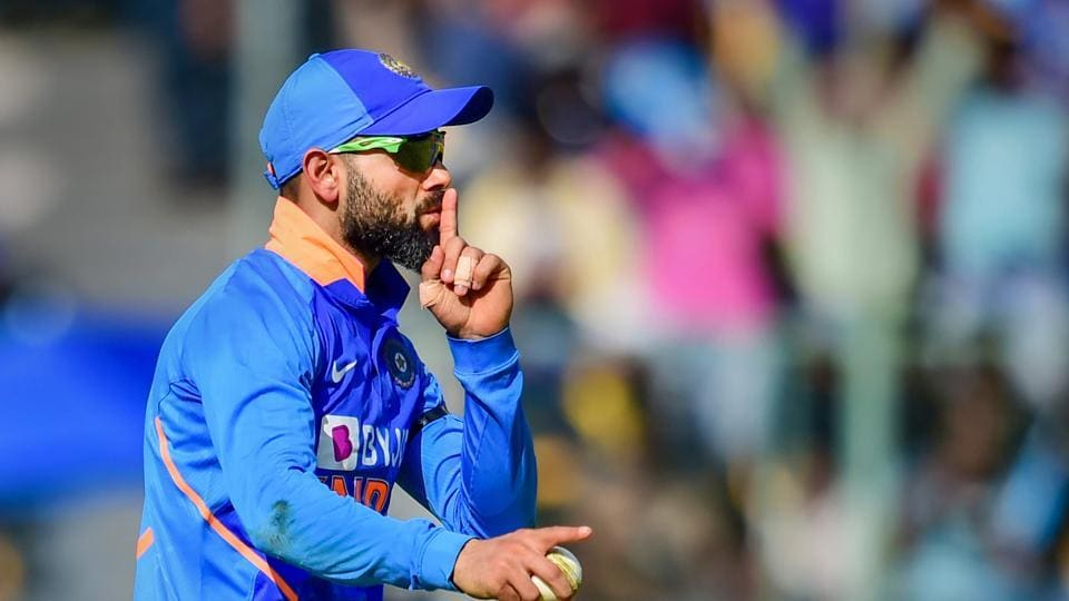 Team India captain Virat Kohli