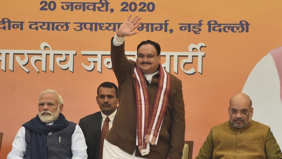From Atal Bihari Vajpayee to Amit Shah: Tracing legacies of former BJP chiefs - india news - Hindustan Times