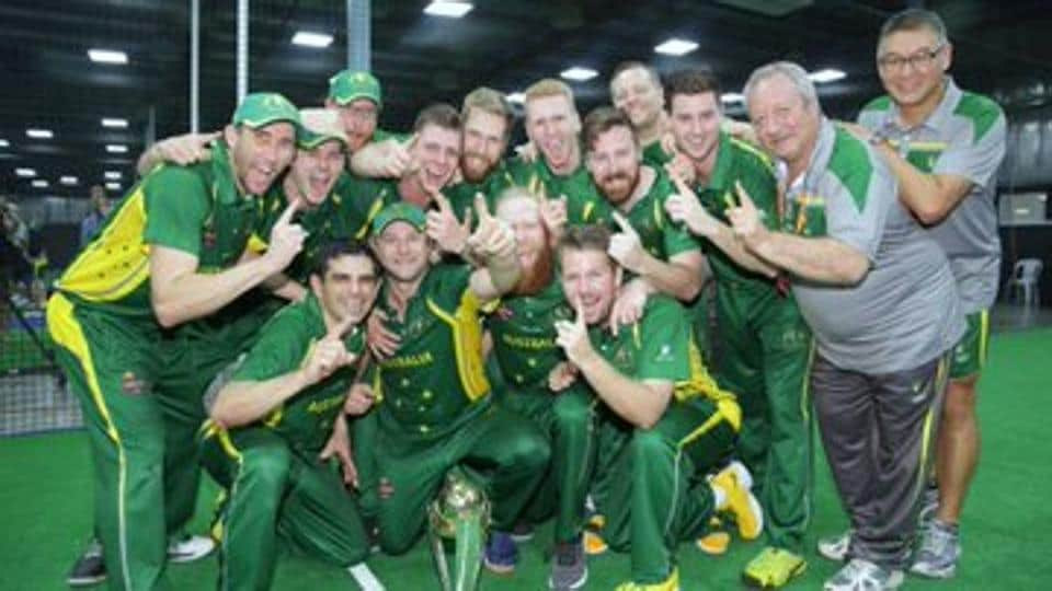 Australia are the reigning men's and women's champions