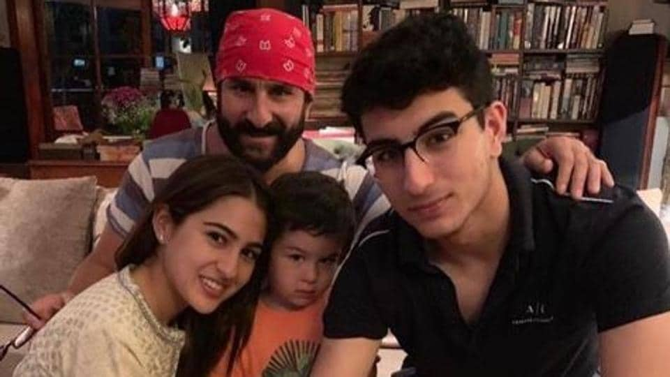 Saif AliKhan on why he didn't work with daughter Sara in Jawaani Jaaneman: 'It gets complicated with...