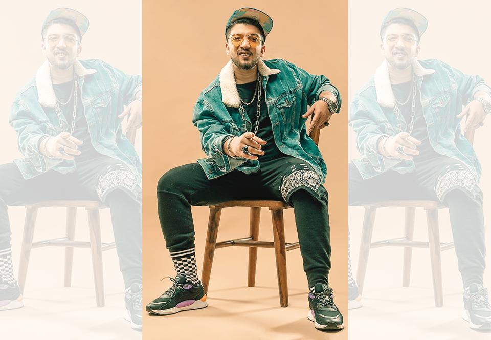 """Personal Agenda with Naezy: """"Asli hip-hop is staying true to your roots and rapping your heart out!"""" - brunch feature - Hindustan Times"""