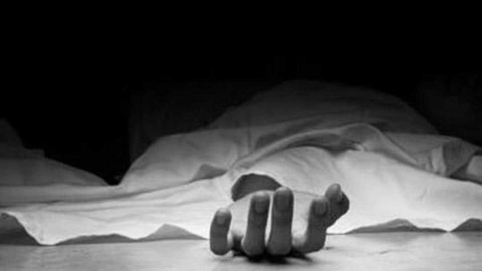 The police also found that bodies were partially charred and tied with a rope in a rented house in Talpuri colony of Bhilai Nagar area of Durg.
