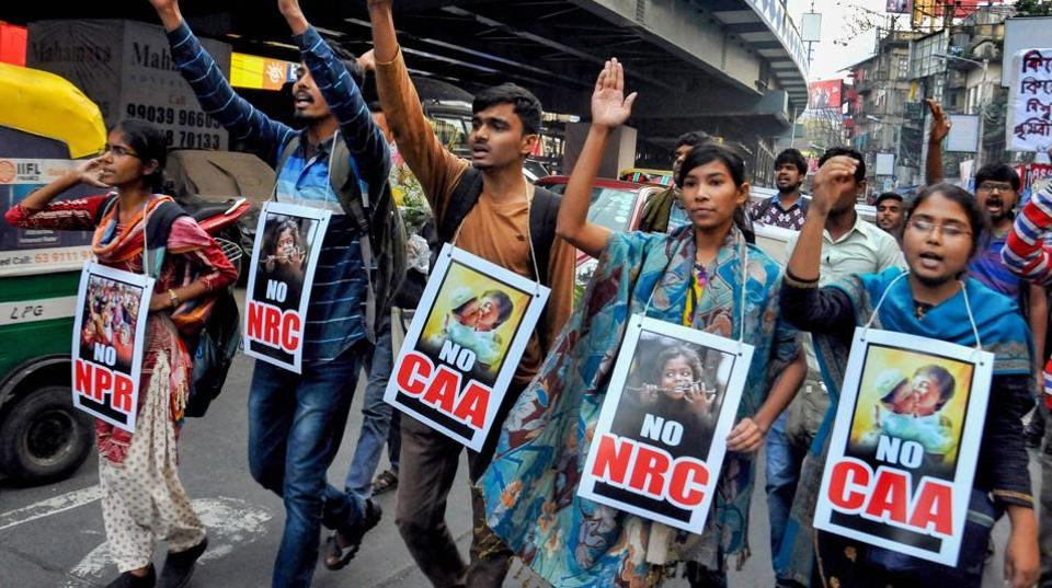 Protests agaist the National Register of Citizens (NRC),Citizenship Amendment Act (CAA) and the National Population Register (NPR) have been raging in Bengal for over a month.