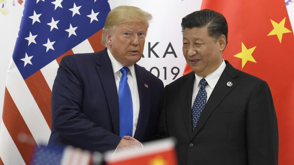 An assertive China and an unpredictable USmake geopolitics uncertain