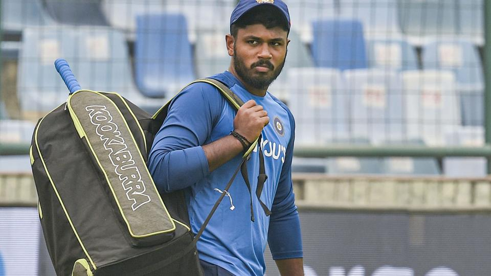 Samson replaces Dhawan in T20I squad