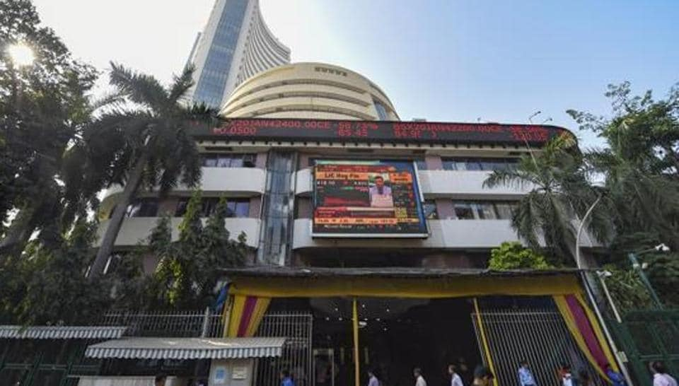 Sensex on Wednesday  jumped 208.45 pts to 41,532.29 in early trade and Nifty rose 55.20 pts to 12,225.05.