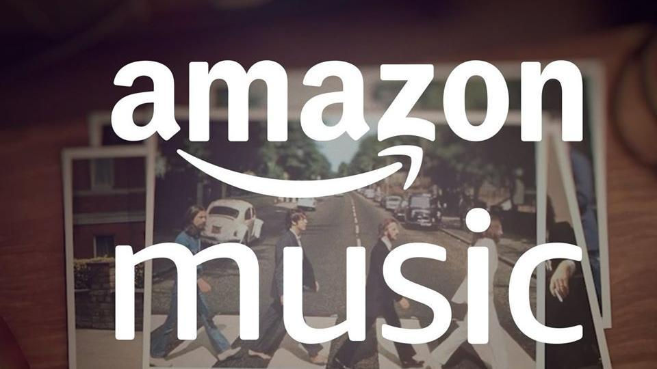 Amazon Music trails behind Apple Music and Spotify.