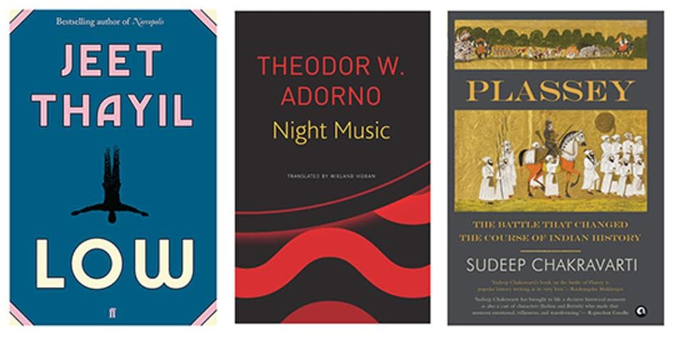 A novel about a wild weekend in Bombay, essays on music, and a look at a decisive battle on the reading list this week.