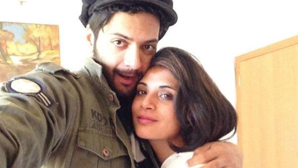 Ali Fazal and Richa Chadha are in no hurry to get married.