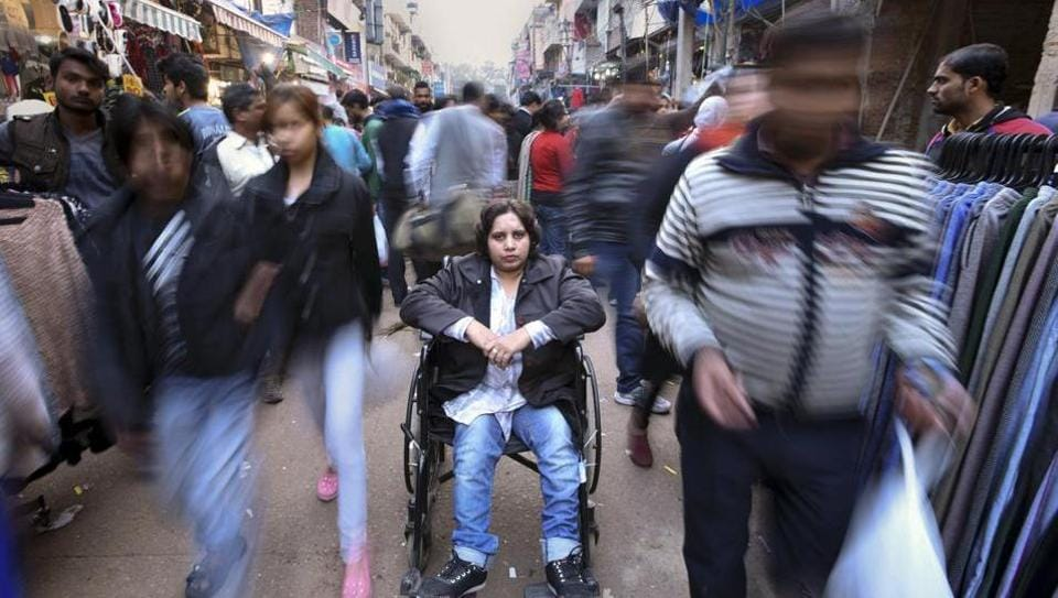 Persons with disabilities. (Representational image)