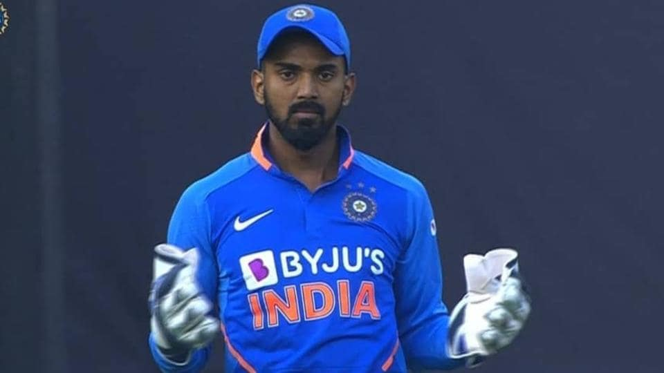 KL Rahul is set to be India's wicket-keeper in the first T20I against