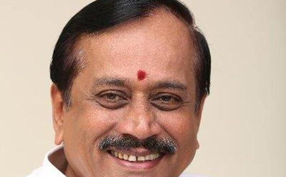 BJP national secretary H Raja is known for his acerbic comments .