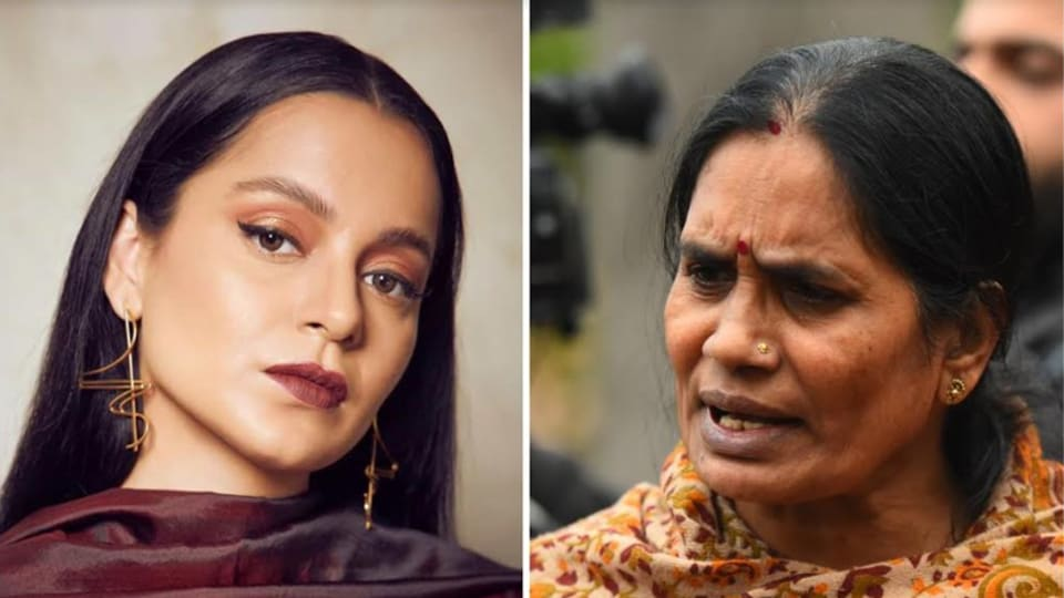 Delhi gang-rape victim's mother Asha Devi has said that she fully supports Kangana Ranaut's comments.