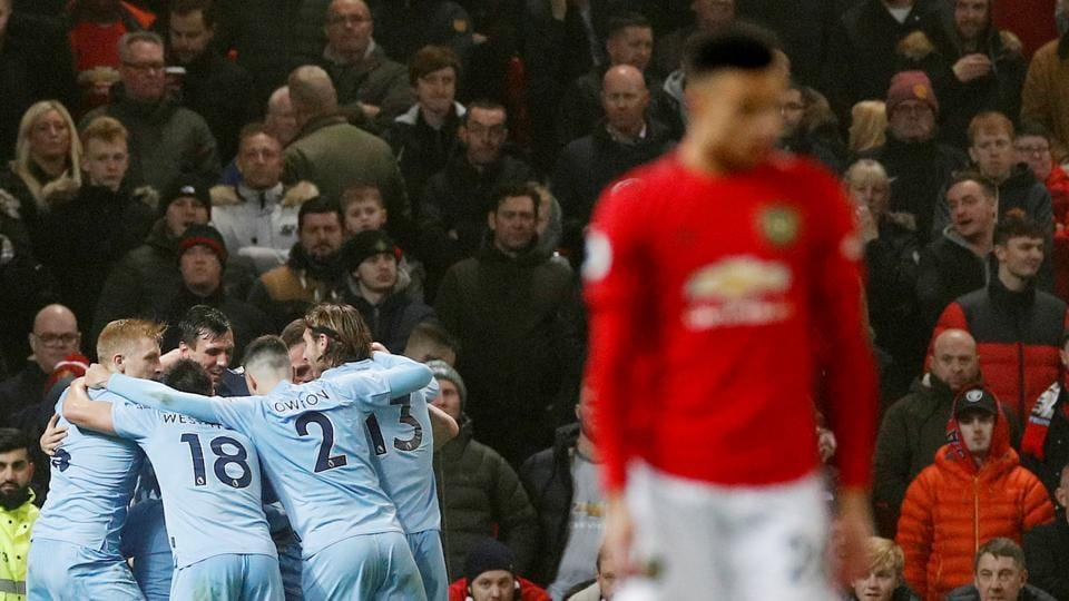 Solskjaer's side suffered a third defeat in their last four Premier League games
