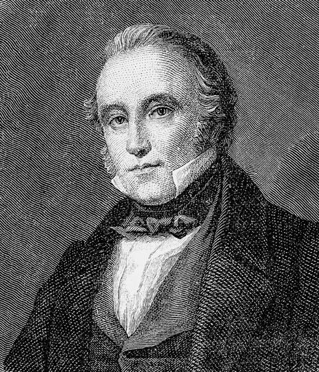 The minute man:Thomas Babington Macaulay (1800-1859). Engraving by F Knolle. Historia Universal, 1885.