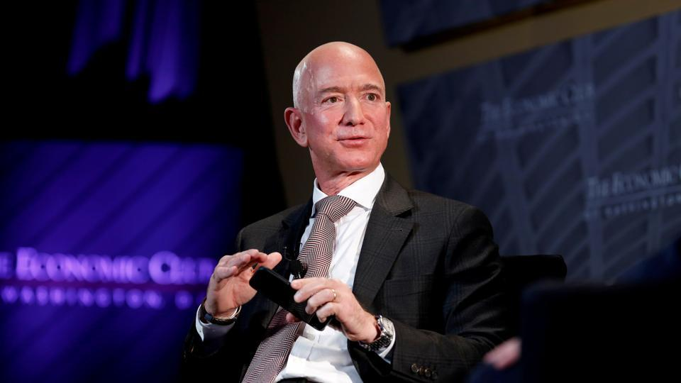 Jeff Bezos' phone hacking story began from a dinner he had with the Saudi crown prince Mohammed Bin Salman in the Spring of 2018.