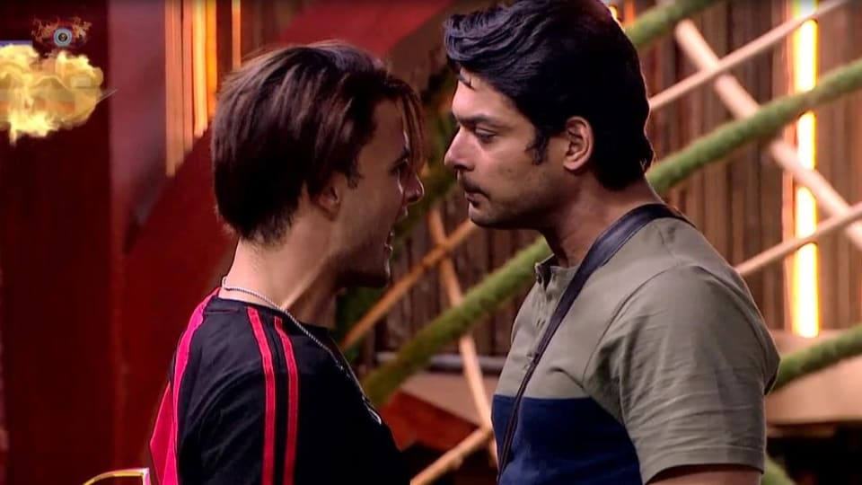 Bigg Boss 13: The fight between Sidharth Shukla and Asim Riaz refuses to die down.