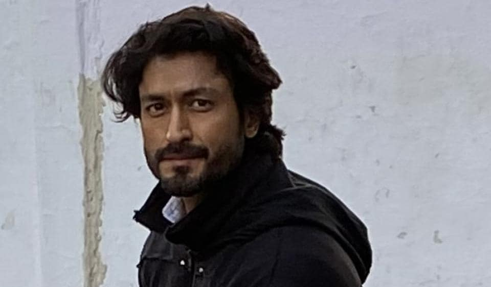 Vidyut Jammwal  in Lucknow
