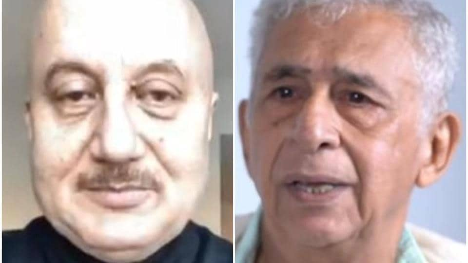 Anupam Kher Vs Naseeruddin Shah: Rahul Dholakia calls the feud 'unfortunate', says 'their art is above...