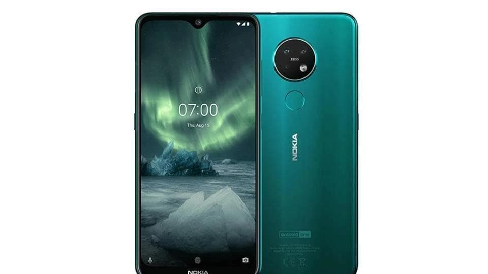 Nokia 7.2 launched in India last September.