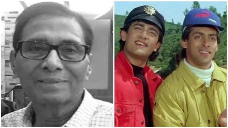 Vinay Sinha produced Andaz Apma Apna and other films.