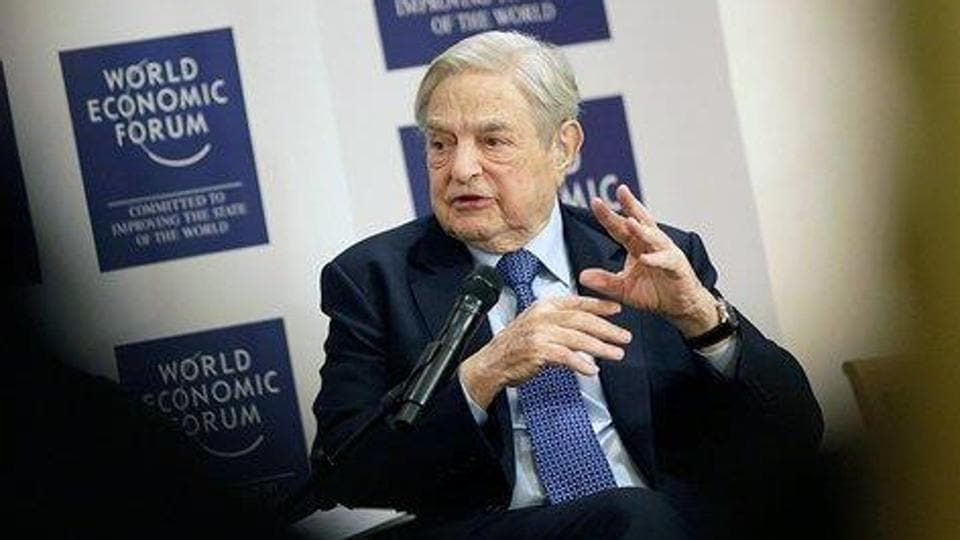Soros has used his annual Davos speech as a platform to Facebook in the past.