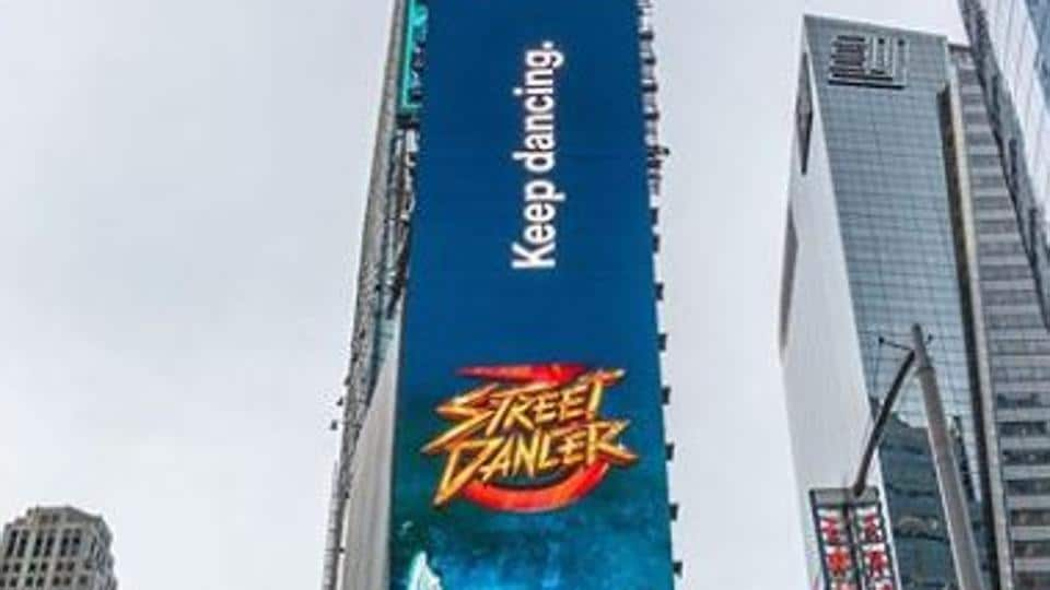 Street Dancer 3D stars VarunDhawan and Shraddha Kapoor in lead roles.