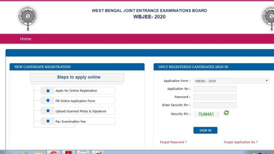 The West Bengal Joint Entrance Examinations Board (WBJEEB) has released the admit cards or hall ticket for West Bengal Joint Entrance Examinations (WBJEE) 2020.