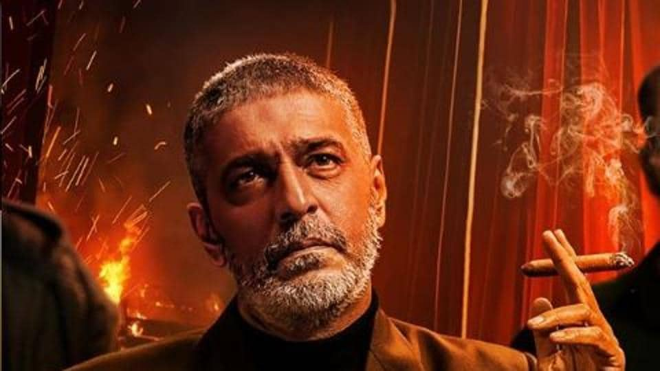 Chunky Pandey's played a villain in Saaho.
