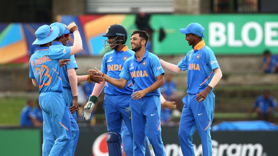 India beat New Zealand.