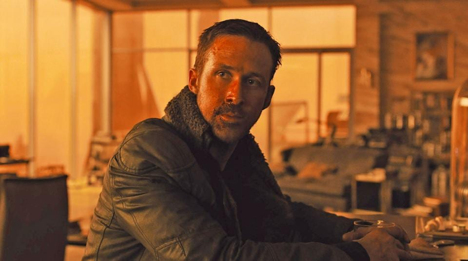 Ryan Gosling played a replicant in Blade Runner 2049.