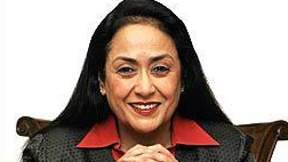 The Bharat Hotels Group is led by Jyotsna Suri.