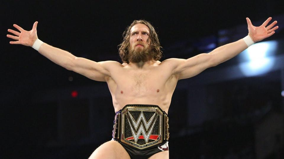 'They actually told me to stop': Daniel Bryan reveals WWE stopped his gimmick as 'it's a political ...