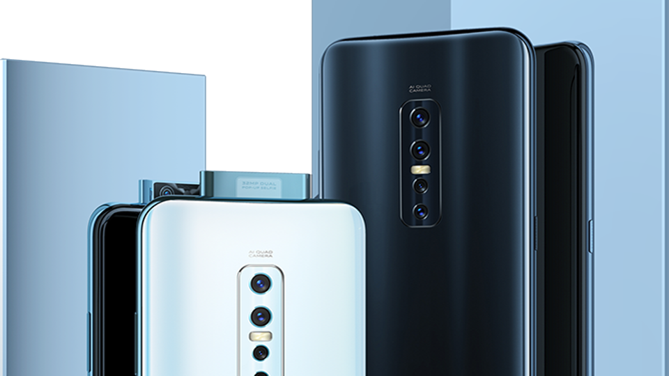 Vivo V17 Pro smartphones.