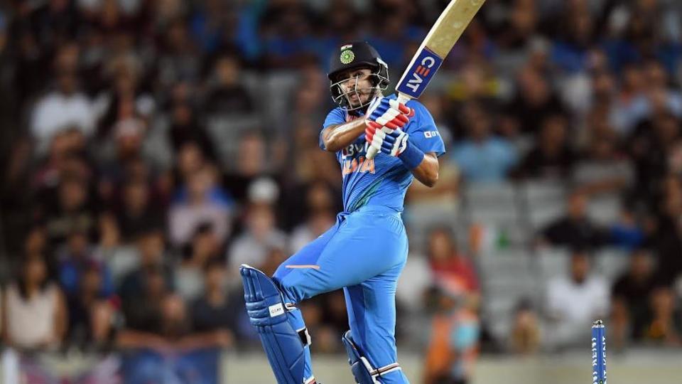Shreyas Iyer scored 58 off 29 balls in 1st T20I against New Zealand.