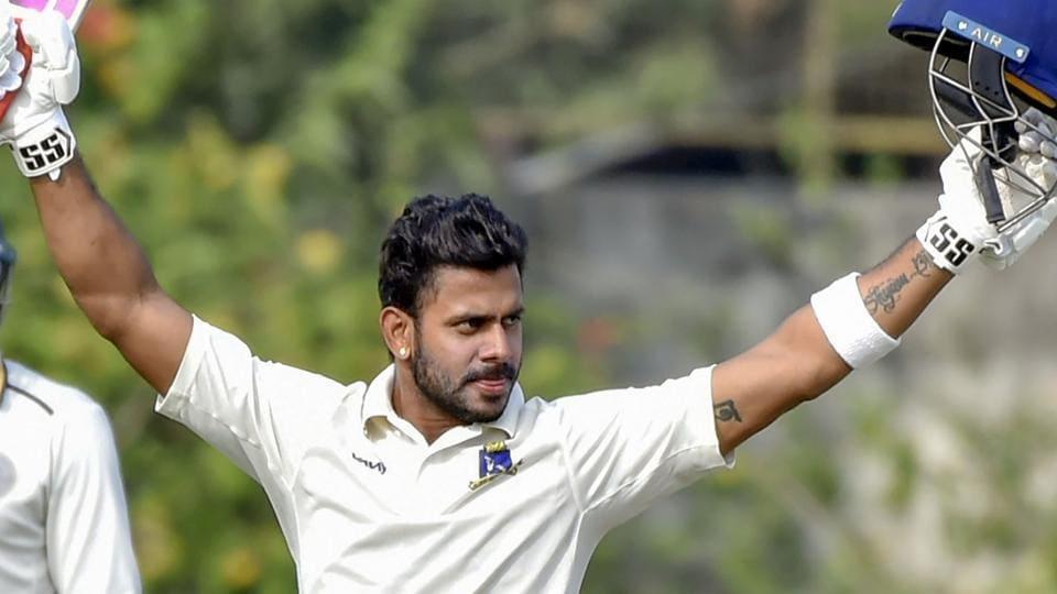 File image of Bengal cricketer Manoj Tiwary.