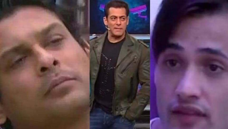 Salman Khan angry over Sidharth-Asim spat on Bigg Boss 13, opens gate for 'the macho men' to fight it out