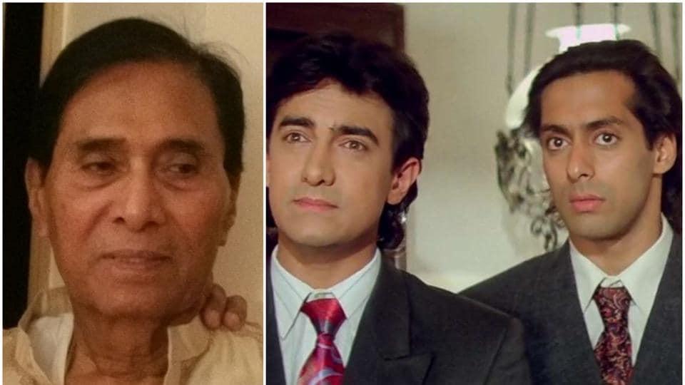 Salman Khan and Aamir Khan offered condolences to Vinay Sinha's family.