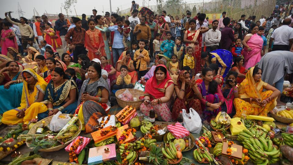 Purvanchalis - migrants from easter UPand Bihar - have emerged as a dominant force in Delhi politics. The main parties have fielded 10-12 candidates from the community in the Feb 8 Delhi Assembly Election.